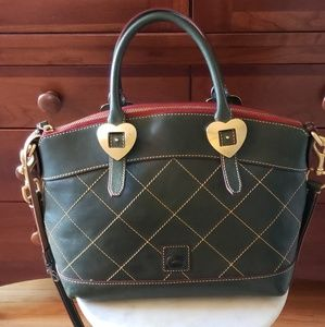 Dooney and Bourke Green Purse